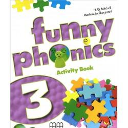 Funny Phonics 3 - Activity Book - MM Publications