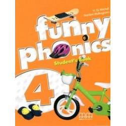 Funny Phonics 4 - Book - MM Publications
