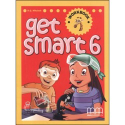 Get Smart 6 - American Edition - Workbook - MM Publications
