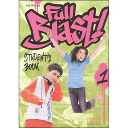 Full Blast 1 - Book - British Edition - MM Publications