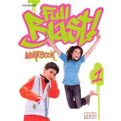 Full Blast 1 - Workbook - British Edition - MM Publications