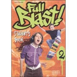 Full Blast 2 - Book - British Edition - MM Publications