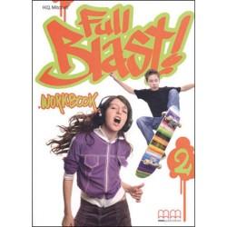 Full Blast 2 - Workbook - British Edition - MM Publications