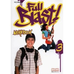 Full Blast 3 - Workbook - British Edition - MM Publications