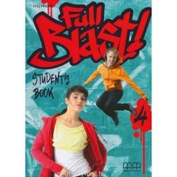 Full Blast 4 - Book - British Edition - MM Publications