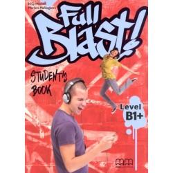 Full Blast B1+ - Book - British Edition - MM Publications