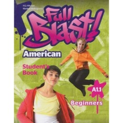 Full Blast Beginners - Book - American Edition - MM Publications