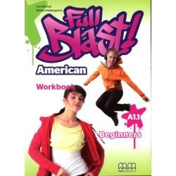 Full Blast Beginners - Workbook - American Edition - MM Publications