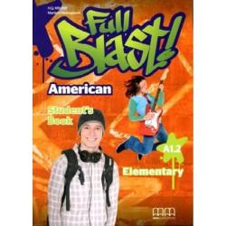 Full Blast Elementary - Book - American Edition - MM Publications