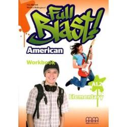 Full Blast Elementary - Workbook - American Edition - MM Publications
