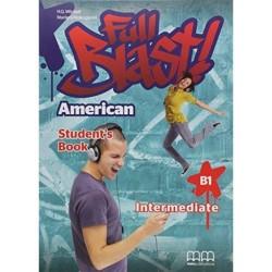 Full Blast Intermediate B1 - Book - American Edition - MM Publications