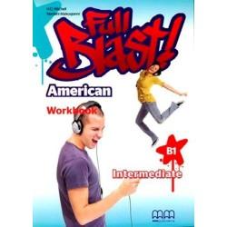Full Blast Intermediate B1 - Workbook - American Edition - MM Publications