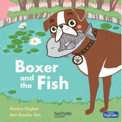 Boxer and the fish - Collection English Cupcake - Album 1 - 2016 - Hachette