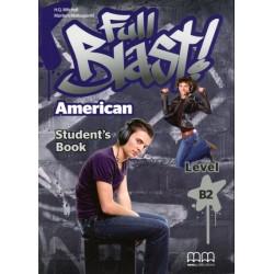 Full Blast B2 - Book - American Edition - MM Publications