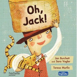 Oh Jack ! - Collection English Cupcake - Album 3 - 2016 - Hachette