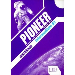 Pioneer Intermediate B1 - Workbook - American Edition - MM Publications