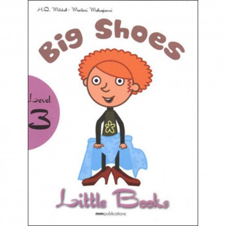 Big Shoes - Book with CD - MM Publications