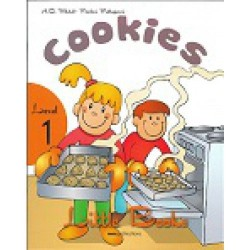 Cookies - Book with CD - MM Publications