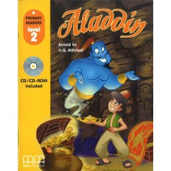 Aladdin - Book with CD - MM Publications