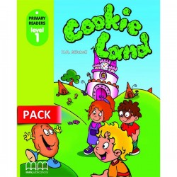 Cookie Land - Book with CD - MM Publications