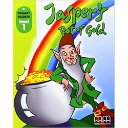 Jasper's Pot Of Gold - Book with CD - MM Publications