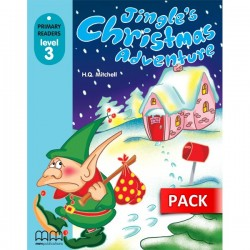 Jingle's Christmas Adventure - Book with CD - MM Publications