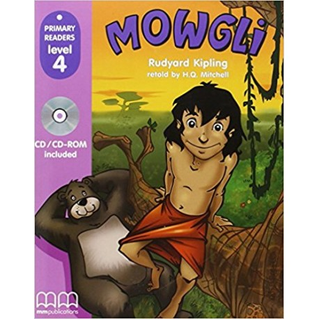 Mowgli - Book with CD - MM Publications
