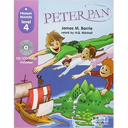Peter Pan - Book with CD - MM Publications