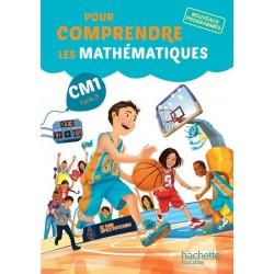 Pour comprendre les mathématiques CM1 - Fichier élève - 2016 - Hachette