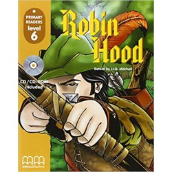 Robin Hood - Book with CD - MM Publications