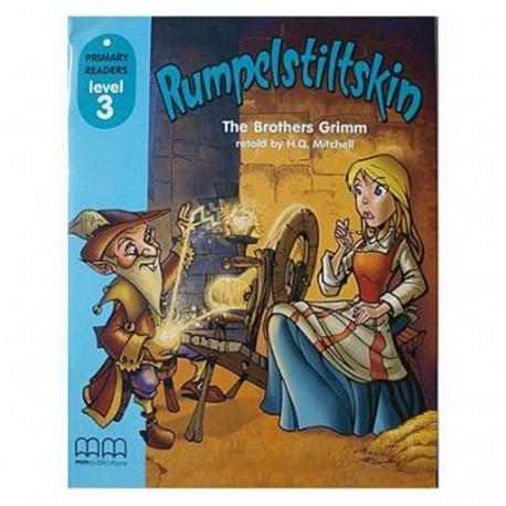 Rumpelstiltskin - Book with CD - MM Publications