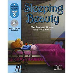 Sleeping Beauty - Book with CD - MM Publications