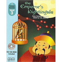 The Emperor's Nightingale - Book with CD - MM Publications