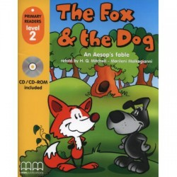The Fox And The Dog - Book with CD - MM Publications