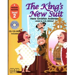The King's New Suit - Book with CD - MM Publications