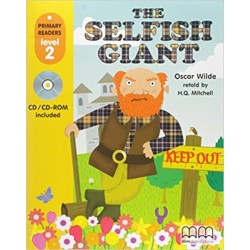 The Selfish Giant - Book with CD - MM Publications