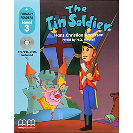 The Tin Soldier - Book with CD - MM Publications