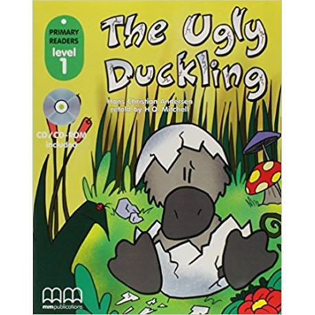 The Ugly Duckling - Book with CD - MM Publications