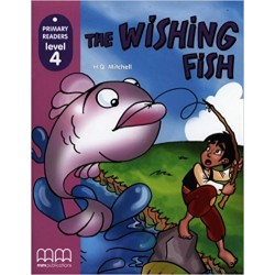 The Wishing Fish - Book with CD - MM Publications