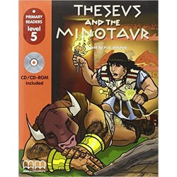 Theseus And The Minotaur - Book with CD - MM Publications