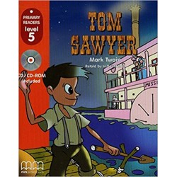Tom Sawyer - Book with CD - MM Publications