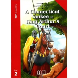 Connecticut Yankee in king Arthur's court - Book with CD - MM Publications