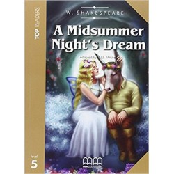 A Midsummer Night's Dream - Book with CD - MM Publications