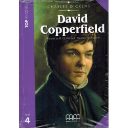 David Copperfield - Book with CD - MM Publications