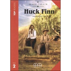 The Adventures Of Huckleberry Finn - Book with CD - MM Publications