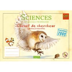 Les Ateliers Hachette : Sciences expérimentales et technologie CM1 - Carnet de chercheur - 2011 - Hachette