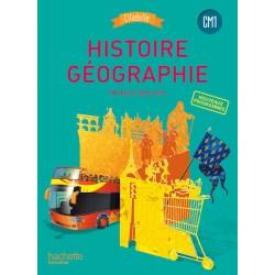 Citadelle - Histoire Géographie CM1- Manuel - 2016 - Hachette