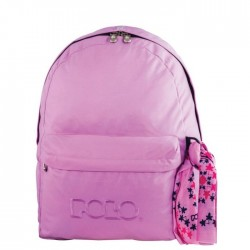 Sac à dos Polo Backpack - 1 Poche - Lilas