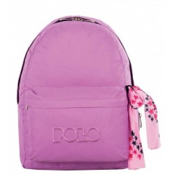 Sac à dos Polo Backpack - 1 Poche - Violet
