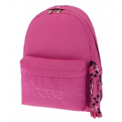 Sac à dos Polo Backpack - 1 Poche - Rose